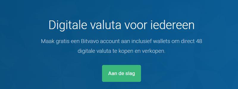 Cryptogeld kopen met iDEAL
